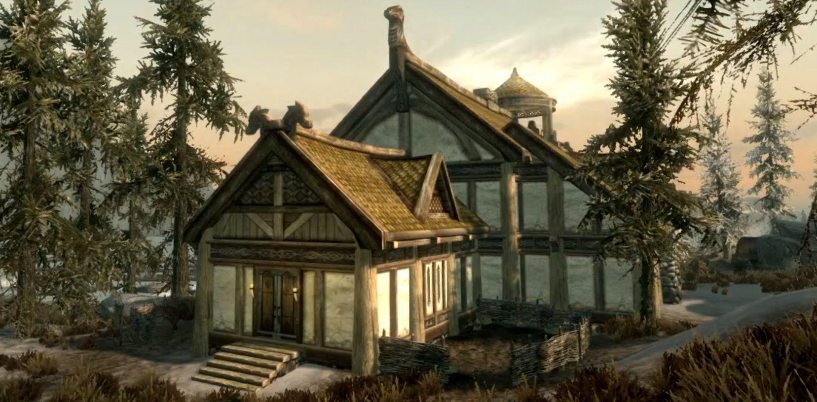 Skyrim ps3 how to buy house in riften