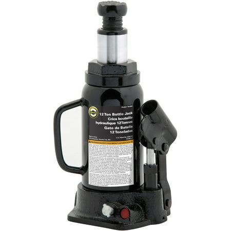 black jack hydraulic bottle jack instructions