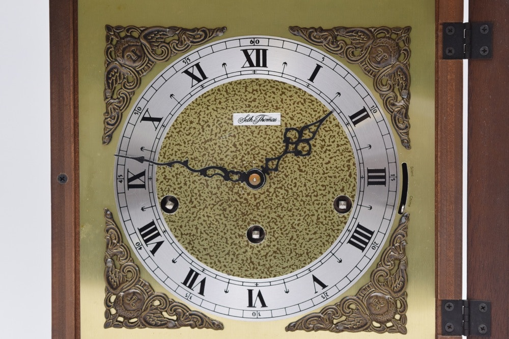 Seth thomas mantel clock instructions