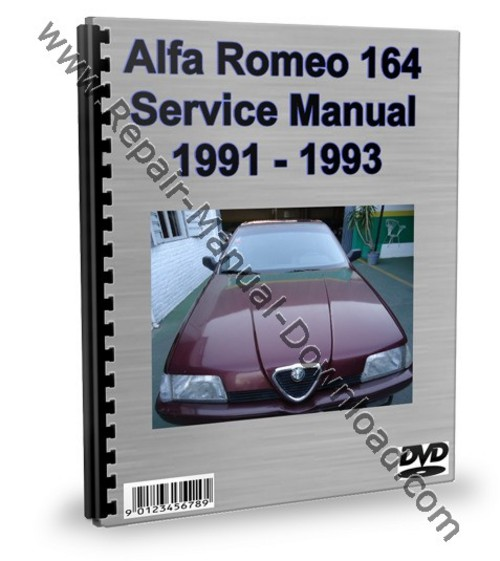 Alfa romeo 147 service manual