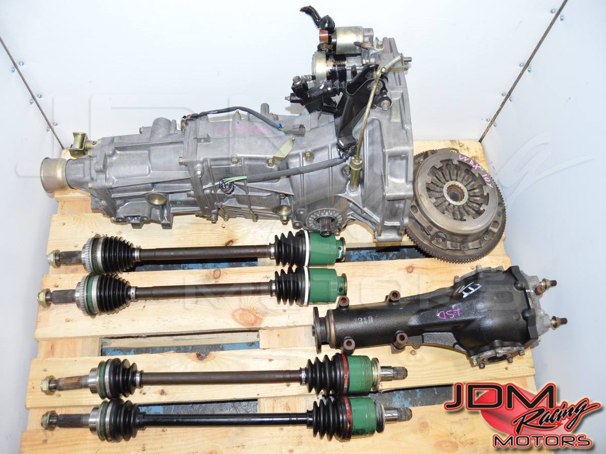 subaru wrx manual transmission for sale