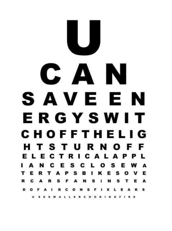 Printable eye test chart pdf