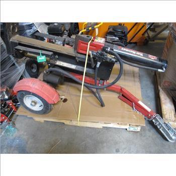 Yard machine 25 ton log splitter manual
