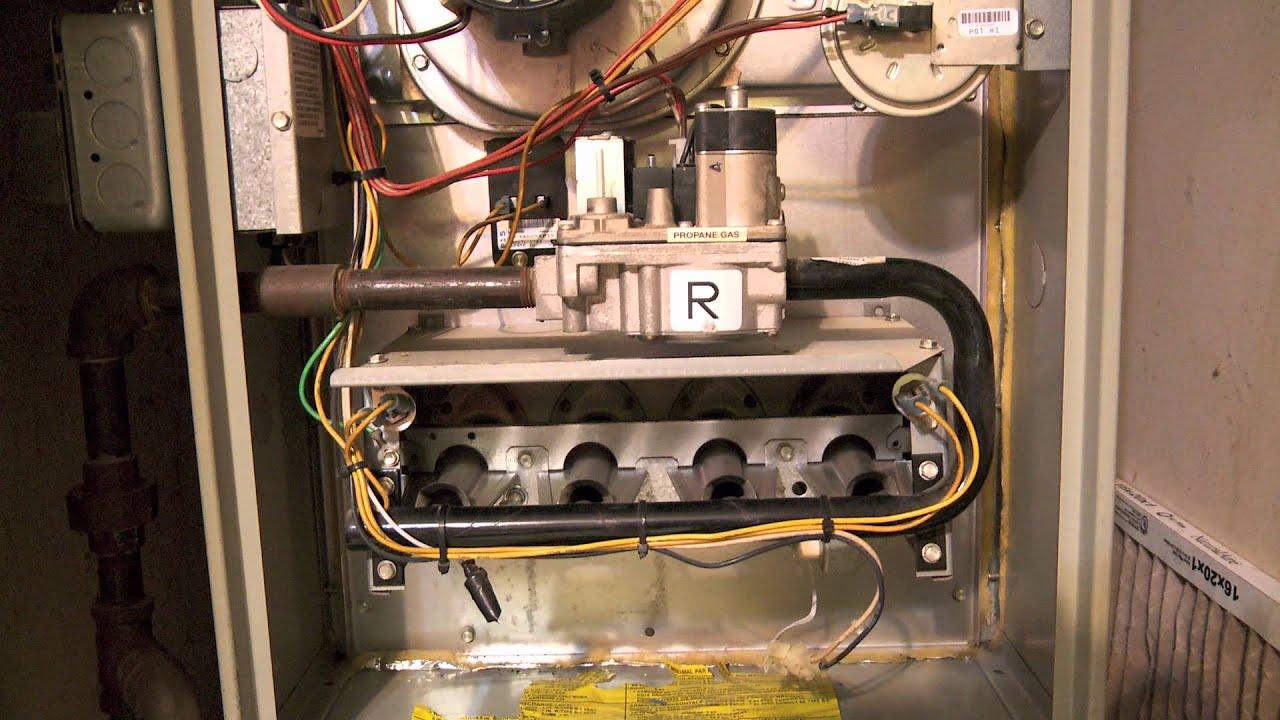 Trane xl 80 service manual