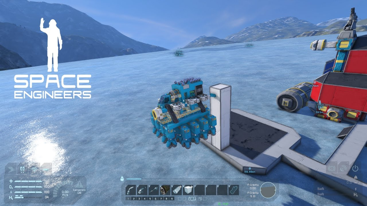 Space engineers beta how to build a small ship