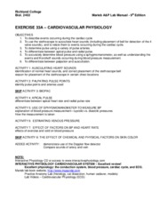 anatomy and physiology lab manual exercise 36