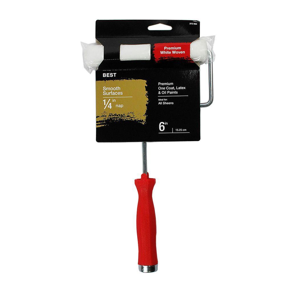 wagner smart edge manual trigger roller-0530000 the home depot