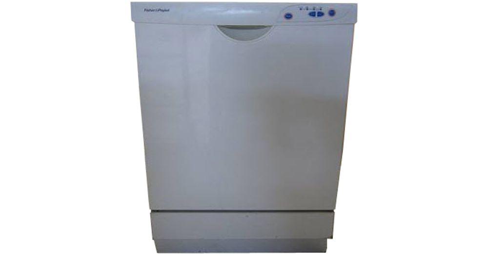 Fisher paykel nemo dishwasher manual