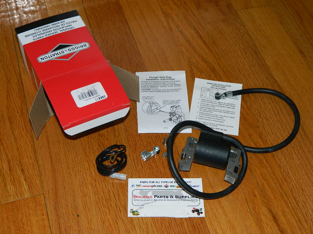 Briggs and stratton magnetron manual