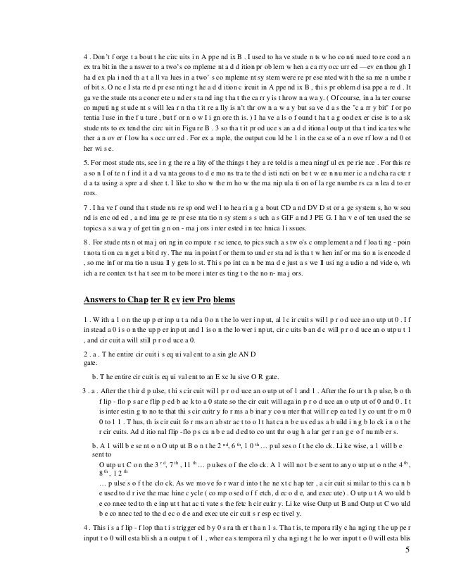 Computer science an overview pdf