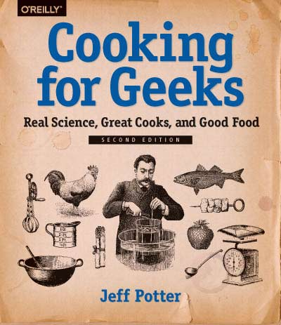 Cooking for geeks 2nd edition pdf