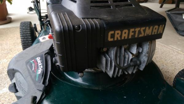 craftsman eager 1 6.5 hp mower manual