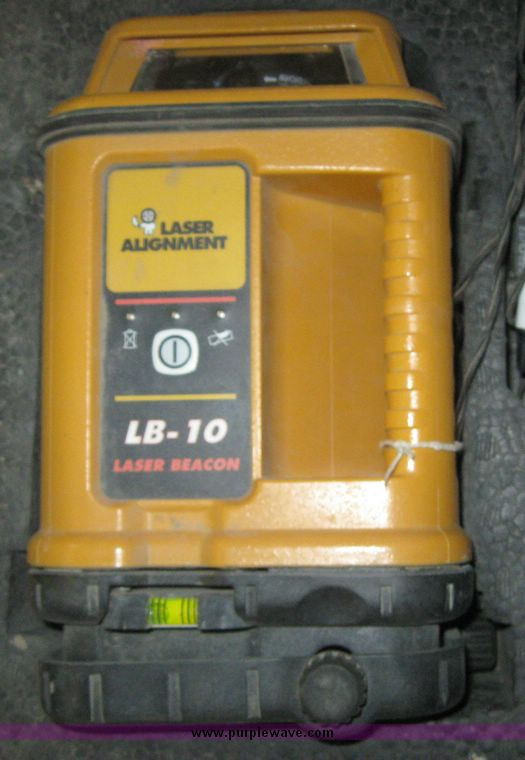 laser alignment lb 10 manual