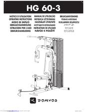 domyos hg 60 4 manual