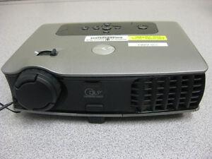 dell dlp front projector 3400mp manual