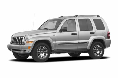 2003 jeep liberty sport 3.7 l v6 manual suv