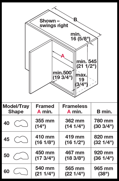Lemans ii installation instructions