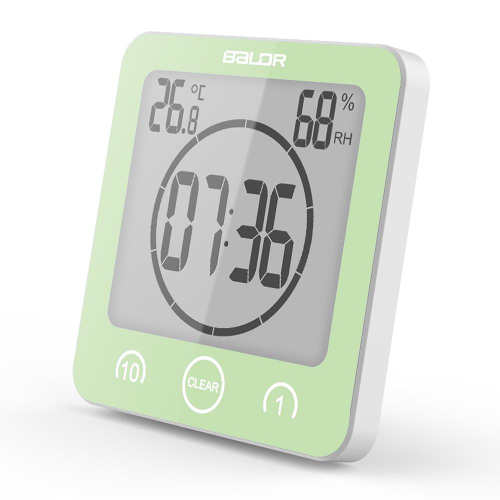 ultronic touch screen alarm clock instruction manual