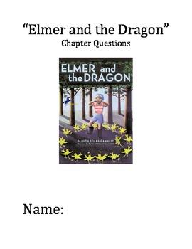 Elmer and the dragon pdf