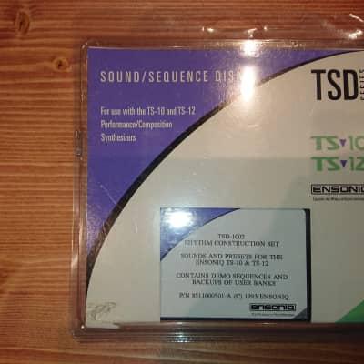 Ensoniq ts 10 service manual