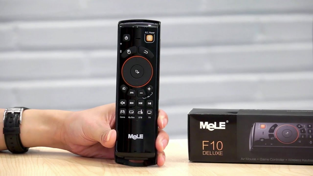 evolvtv air mouse remote manual