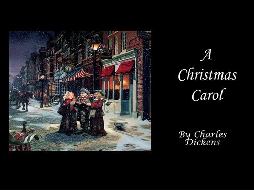 A christmas carol themes pdf