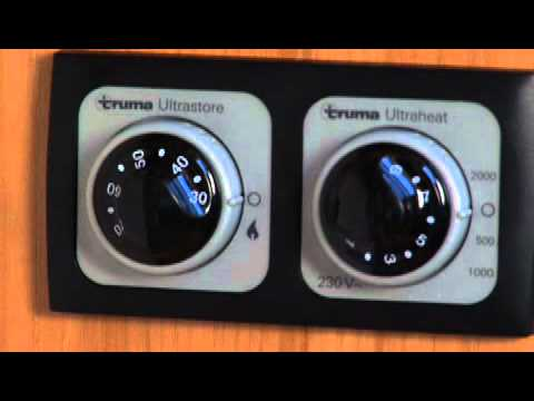 truma caravan heater instructions