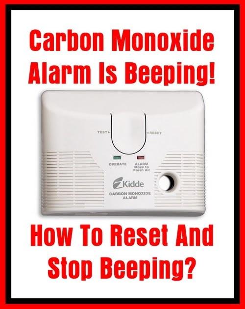 garrison carbon monoxide alarm manual 46 0019