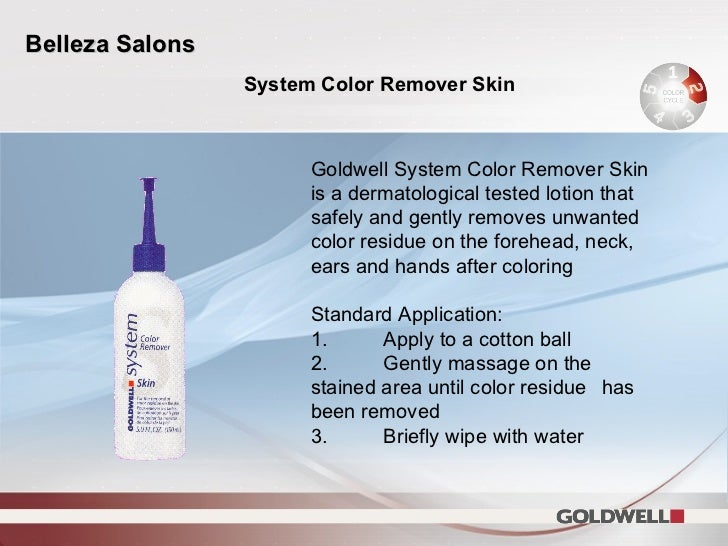goldwell colorance demi color instructions