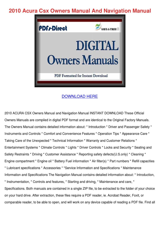 honda odyssey 1997 service manual pdf free