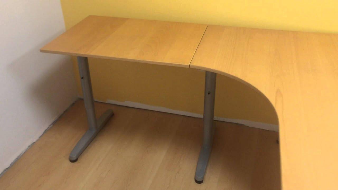 Ikea laiva desk instructions