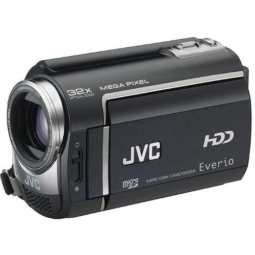 jvc everio hdd camcorder manual
