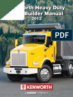 Kenworth t800 body builder manual