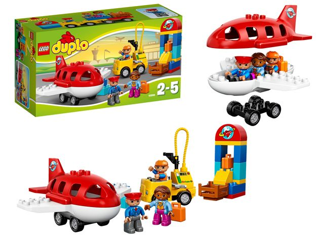 lego duplo airport 10590 instructions