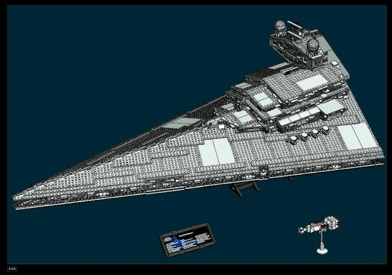 lego star wars star destroyer 10030 instructions