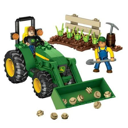 mega bloks big barnyard building instructions