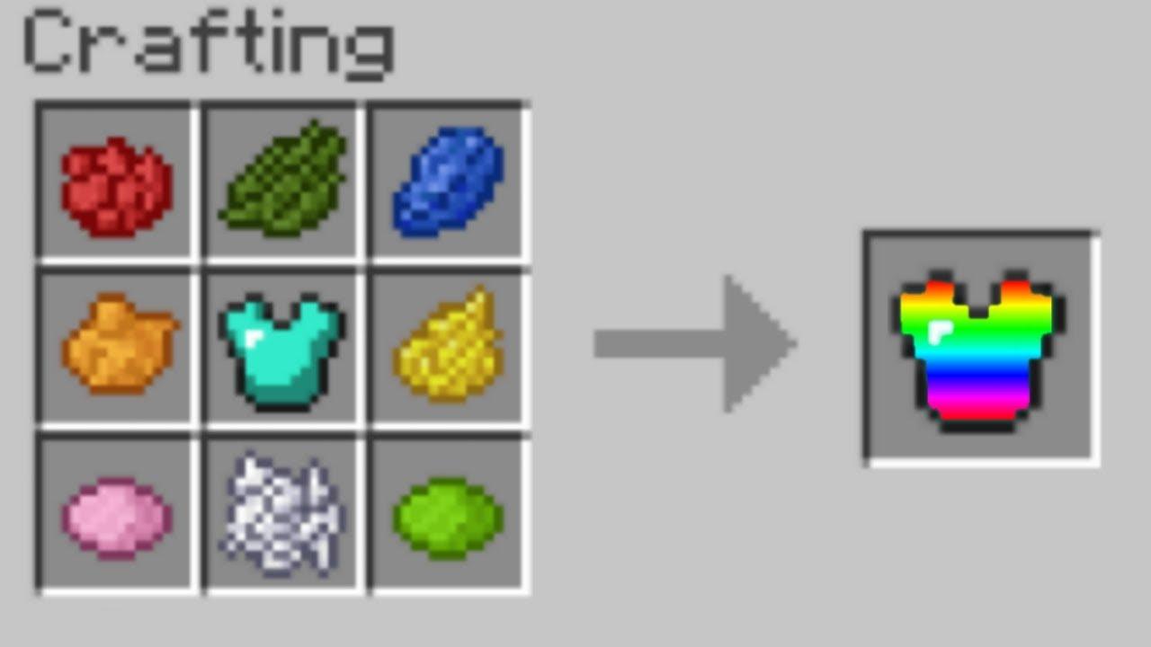 Minecraft how to get dye