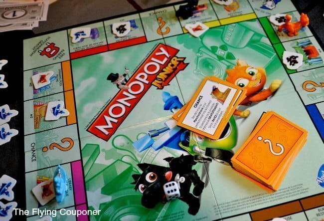 monopoly junior game instructions en francais