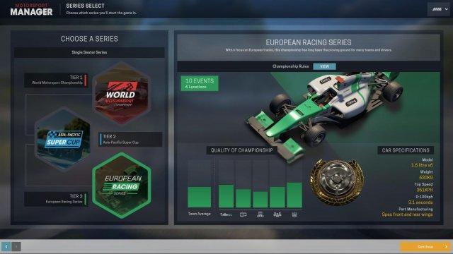 Motorsport manager driver potential guide