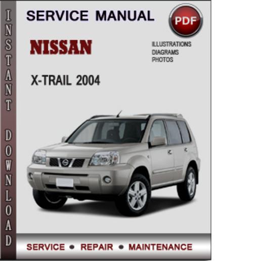 Nissan x trail 2011 owners manual pdf