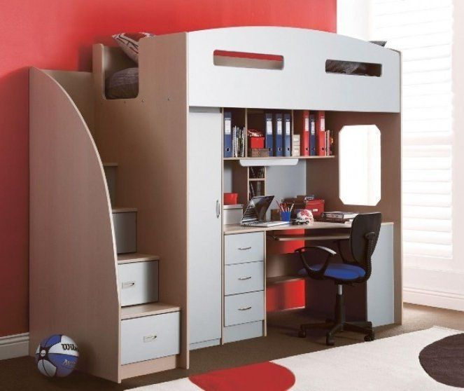 odyssey space saver loft bed instructions