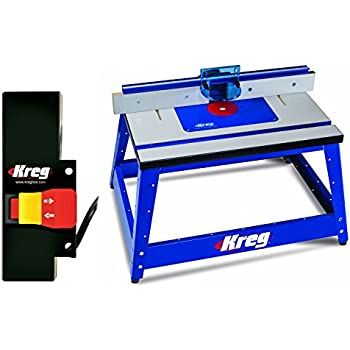 porter cable 698 bench top router table manual