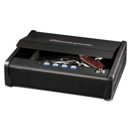 sentrysafe quick access pistol safe manual