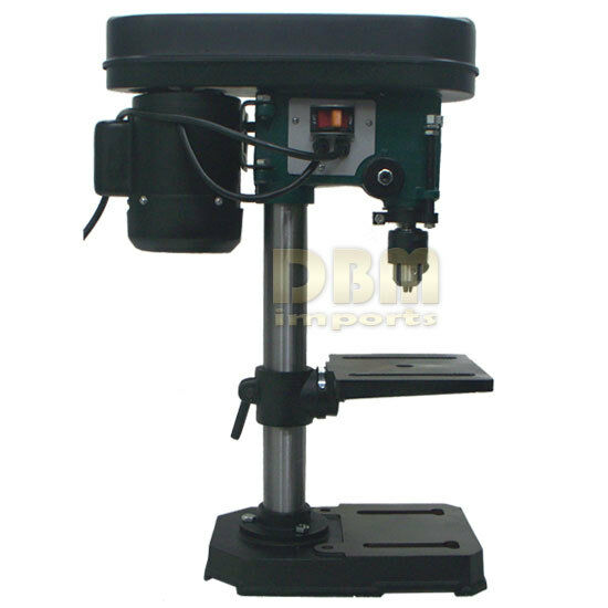 sher 5 speed drill press manual